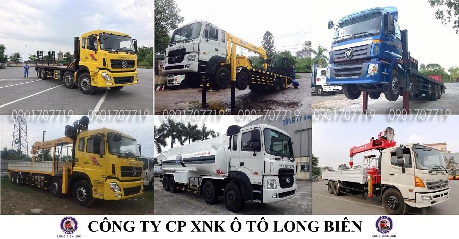 Công ty XNK Ô Tô Long Biên